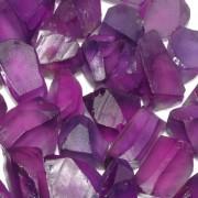 Amethyst 5 to 10 gram pieces.